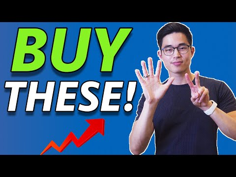 The TOP 7 Stocks To Buy In May 2020 (High Growth)