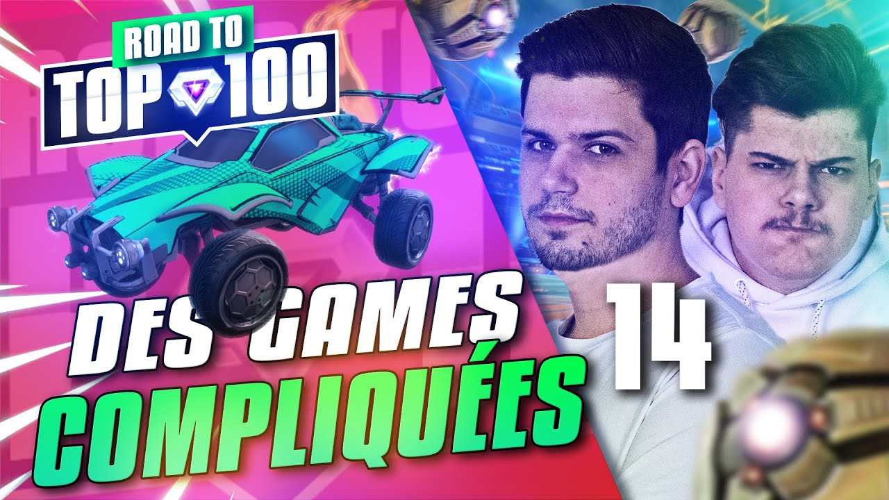 ÇA COMMENCE À ÊTRE DIFFICILE DE GAGNER ft @D7. | ROAD TO TOP 100 2V2 | S1E14 (ROCKET LEAGUE FR)