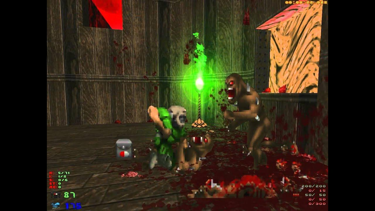 Brutal Doom V21 Open Beta - songpoks