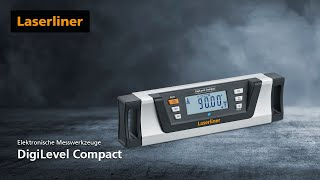 Digitale Wasserwaage - Innovation - DigiLevel Compact - 081.280A
