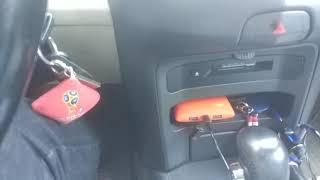 Nissan Primera P12 самодиагностика ДВС,  считывание и сброс ошибок.
