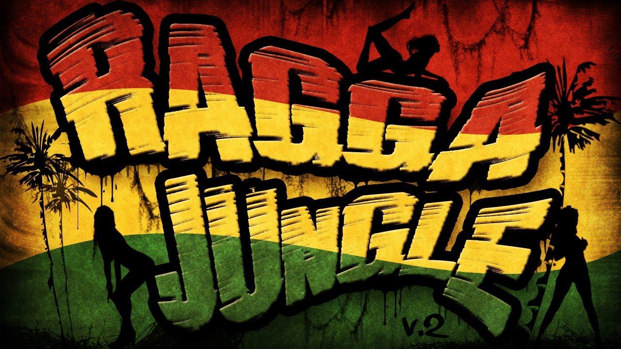 Download RAGGA JUNGLE - Drum n Bass Mix (v.2)