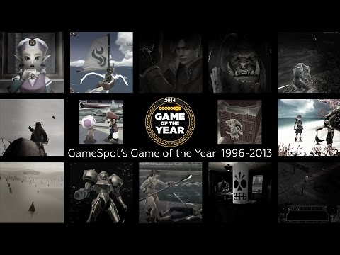 Looking Back at GameSpot's Game of the Year Awards - The Lob