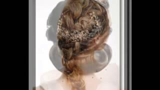 Стильные вечерние и свадебные прически на длинные волосы. Смотри!(, 2014-08-30T10:03:28.000Z)