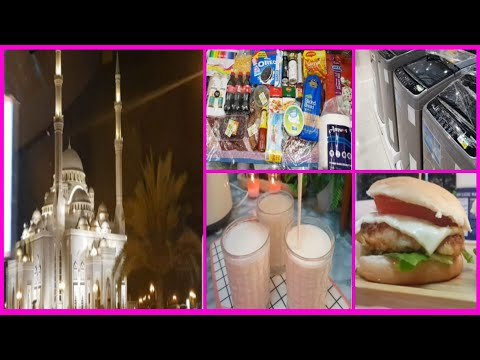 A summer evening in my life as a housewife & mom Dubai vlogs