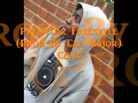 Predator Freestyle (Prod By Cee Major) - Conz Kishin
