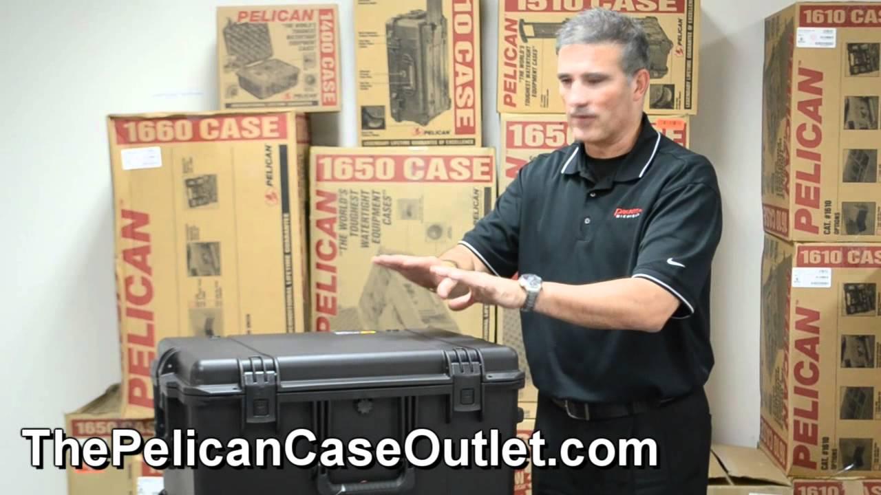 4a87c422dfc4 Pelican Case vs. Pelican Storm Case Midwest Pelican Reseller - YouTube