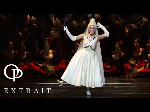 """Les Contes D'Hoffmann By J. Offenbach - Olympia - """"Les Oiseaux Dans La Charmille"""" (Jodie Devos)"""