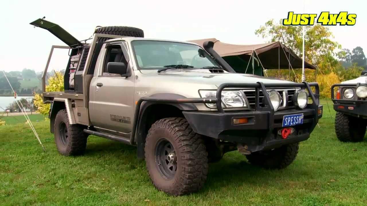 2005 Nissan Patrol Gu Shane Kaye Youtube