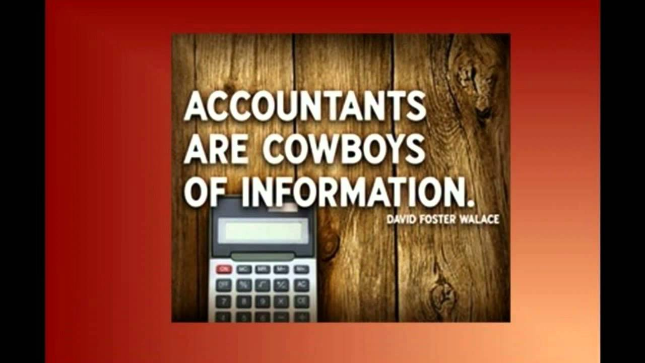 all about accounting - interesting facts