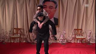 Kim Jong Il und Un: Kampfsport | Giacobbo / Müller | SRF Comedy