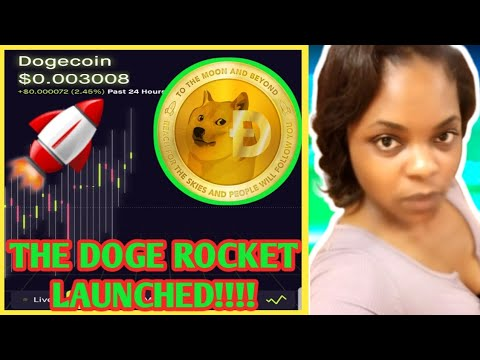 DOGECOINS CRYPTOCURRENCY ROCKETED!| Dogecoins Cryptocurrency News| Dogecoin Cryptocurrency Update