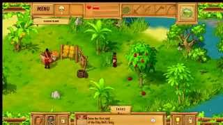 The Island Castaway 2 Gameplay
