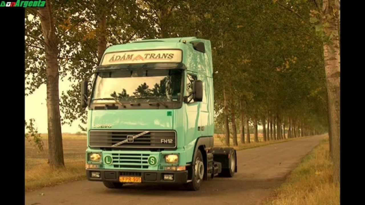 Truck of the Year 1994/2000 Volvo FH12 - YouTube