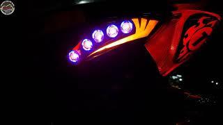 Độ Full đèn Led Audi sau Sh VN 2012 cực đẹp