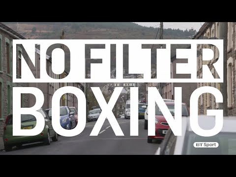 """He once sparred with Muhammad Ali....he really rated him.""  