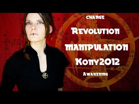 KONY 2012 - Media Manipulation [MOCKINGJAY]