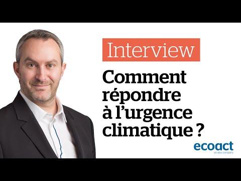 EcoAct Comment répondre à l'urgence climatique aujourd'hui ?