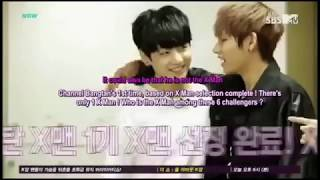TaeKook moments since 2013 in BTS Rookie King