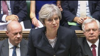 British PM heads to Brussels amid Brexit standoff