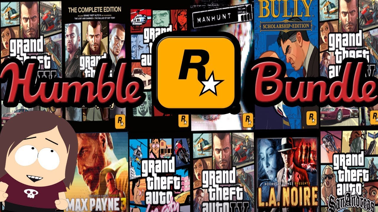 Humble Rockstar Bundle Last Chance For Humble Monthly
