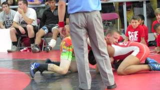 2013 Vancouver International Wrestling Festival: Dave Sharma vs. Cody Jackson