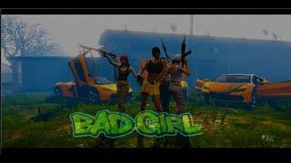 """(Clip) GTA 5 """"bad girl"""" Mia"""