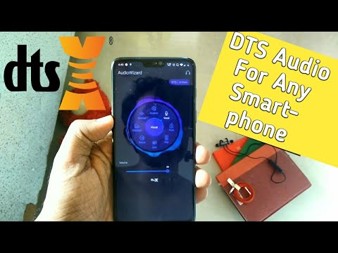 DTS Audio For Any Android Phone !