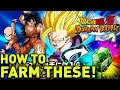 The Best Way To Farm Incredible Gems For The Baba Shop Treasure In DBZ Dokkan Battle