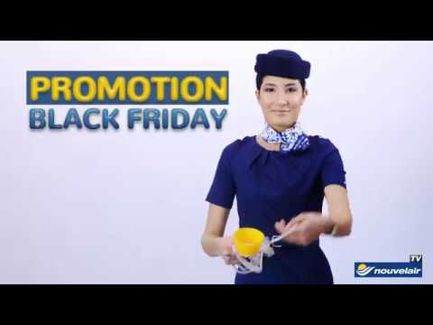 Promotion BlackFriday By Nouvelair