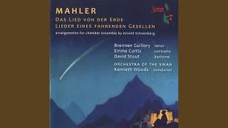 Lieder eines fahrenden Gesellen (Songs of a Wayfarer) (arr. A. Schoenberg) : No. 1. Wenn mein...