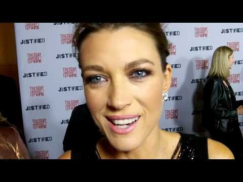 Justified - Natalie Zea