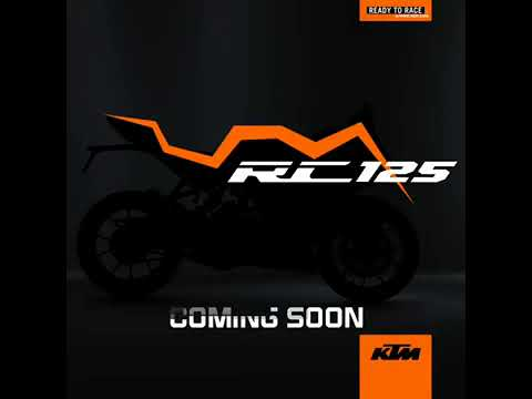 KTM RC 125 Teaser Video480P