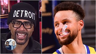 Jalen & Jacoby react to Steph Curry's 62-point outburst vs. Trail Blazers
