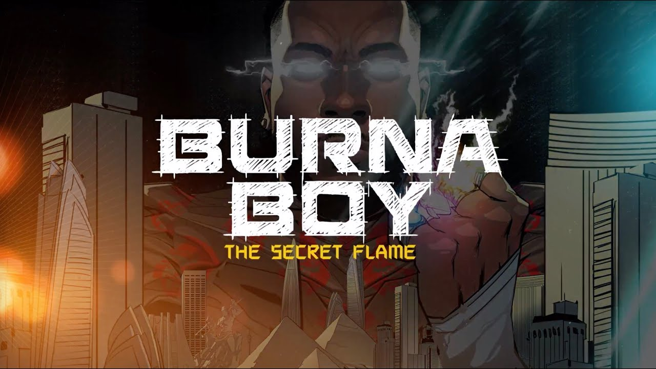Burna Boy - Secret Flame ('Twice As Tall' Album Intro)