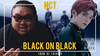 """Producer Reacts to NCT 2018 """"Black On Black"""""""