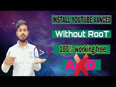 How to Install YouTube Vanced।। any Android phone without root