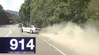 Rally Crashes|Car Crash Compilation 914   September 2017