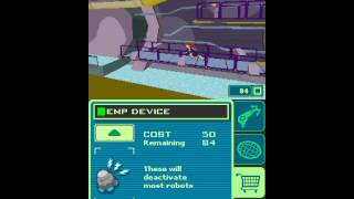Nintendo DS Longplay [106] Kim Possible   Kimmunicator