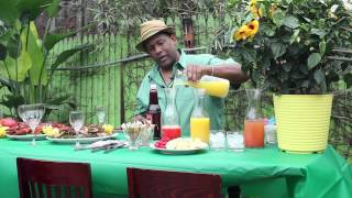 Recipe For Fruit Punch Made With Grenadine : Seafood & Outdoor Cooking