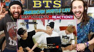 BTS (방탄소년단)   AMERICAN HUSTLE LIFE Best/Favorite Moments - R…