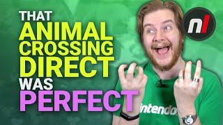 OK Nintendo, Take All My Money | Animal Crossing New Horizons Direct