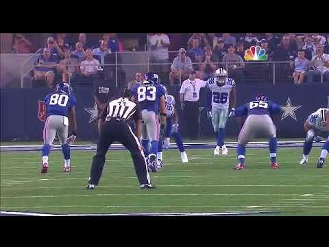 2013 - Giants @ Cowboys Week 1 SNF