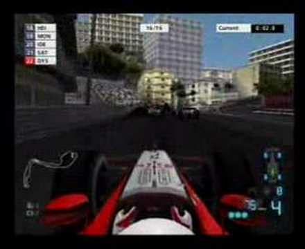 Formula One 2006 - PS2 - R7 - Monaco - Part 1 of 1