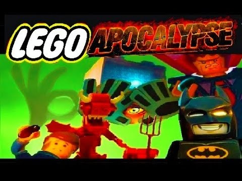 "Illuminati LEGO Movie Explained ""Will Ferrell"" ""Batman ..."