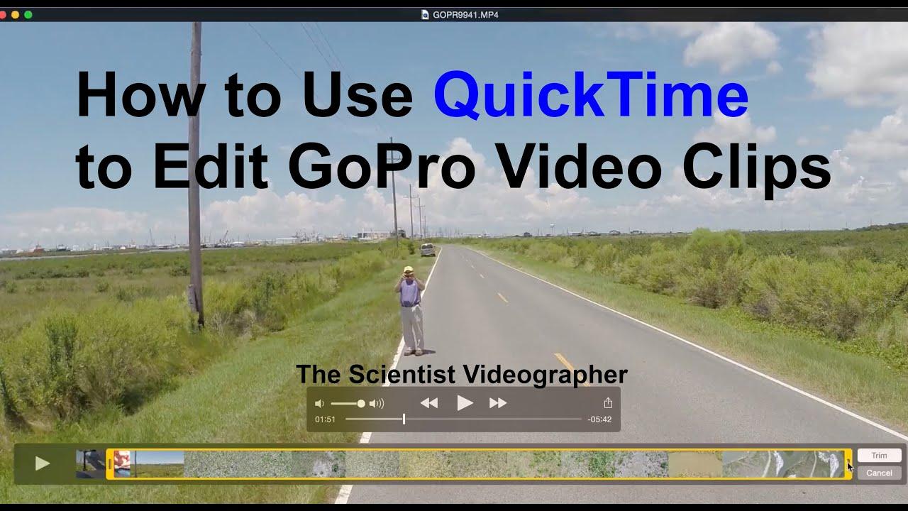 quicktime gopro