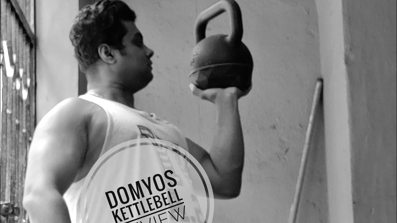 DOMYOS Kettlebell Review - 24kgs