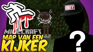 PRANKS IN HORROR BOS! - Minecraft: Map Van Een Kijker (Serpentje)