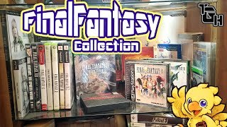 Final Fantasy Collection! Video Games, DVD