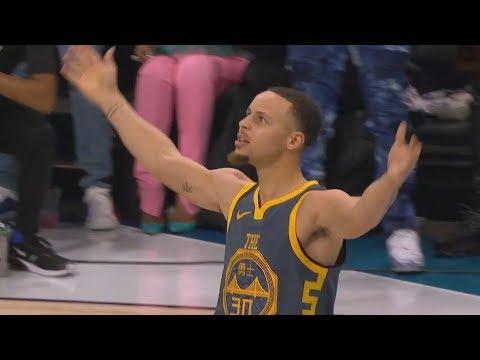 NBA All-Star 3 Point Contest 2019! Stephen Curry vs Joe Harris!